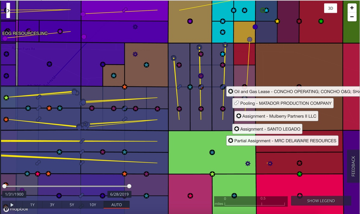Oseberg Atla - New Mexico Dataset