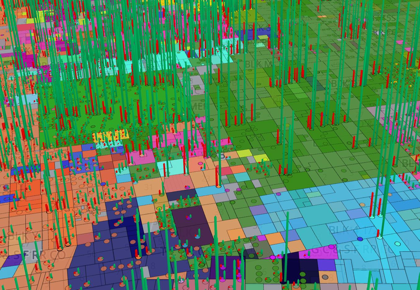 Atla by Oseberg offers Texas Permian data